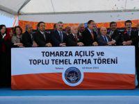 TOMARZA VE DEVELİ'DE COŞKULU AÇILIŞ TÖRENLERİ