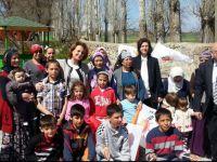 AK Parti Kayseri Mv. Adayı H. Talay Çalış'a Sevgi Seli