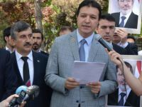 Saadet Partisi Mursi'yle ilgili görüşlerini dile getirdi