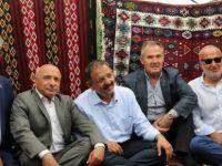 Özhaseki, Akkışla'da Türkmenlerle bir araya geldi