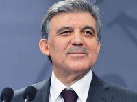 Gül, Cumhurbaşkanı Erdoğan ve Davutoğlu'nun katılacağı mitinge gitmiyor