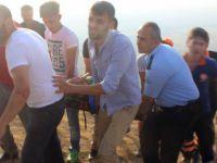 Kayseri'de Paraşüt Kazası