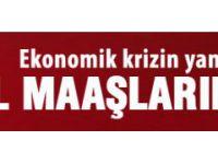 Yunanistan'da Bakan ve milletvekili maaşlarına kesinti geliyor