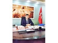 MHP İl Başkanı Ersoy, önemli açıklamalar yaptı