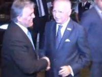 Abdullah Gül İhsanoğlu'nun oğlunun düğününe katıldı
