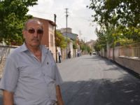 MİMARSİNAN BÖLGESİ FATİH MAHALLESİ'NDE ASFALT ÇALIŞMASI