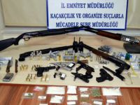 KAYSERİ'DE POLİSE YAPILAN SALDIRI 14 KİŞİ GÖZALTINA ALINDI