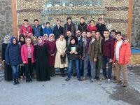 Birkonfed Şube Başkanı Tuğba Yörük Öztürk, Gençlerle Buluştu