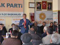 Ak Parti Akkışla İlçe Danışma Toplantısı