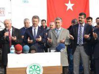KAYSERİ ŞEKER FABRİKASI'NDAN BAYIRBUCAĞA YARDIM