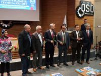 OSB CAMİİNDE ŞEHİTLER İÇİN KUR'AN VE MEVLİD-İ ŞERİF OKUTULDU
