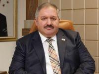 """Başkan Nursaçan """" Miraç Kandili """" Mesajı yayınladı"""