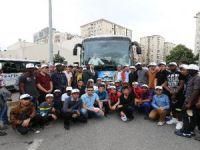 Kayseri'nin Evlatları Ecdadın Huzurunda