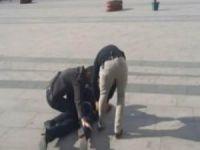 Çağlayan Adliyesi'nde Can Dündar'a silahlı saldırı,VİDEO