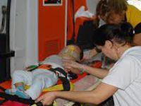 Küçük çocuğun inanılmaz kurtuluşu 4 kattan düştü