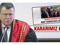 Yargıtay Başkan'ından MHP açıklaması