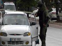 KAYSERİ'DE POLİSTEN KAÇAN 21 PLAKALI ARAÇ