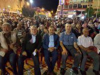 Develi'de demokrasi nöbeti devam ediyor
