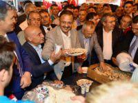 """Özhaseki """"Demokrasi Nöbeti""""ne Kızılay Meydanı'nda Devam Etti…"""