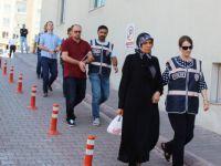 Kayseri'de gözaltına alınan 15 FETÖ imamı mahkemeye sevk edildi