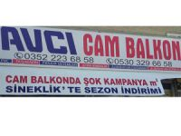 AVCI CAM BALKON