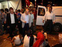 Erdoğan'ın ikinci bir emrine kadar meydanları boş bırakmayacağız