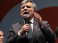 Beykoz'da Milli İrade nöbetine Abdullah Gül katıldı