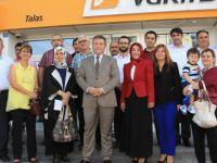 Talas Belediyesinden 15 Temmuz şehit ailelerine destek