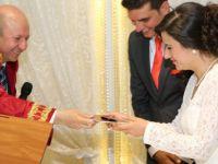 Kocasinan Belediyesi Nikah Salonunda yaz bereketi