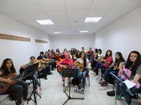 Kayseri Büyükşehir  konservatuvarı için kayıtlar başladı