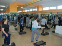 Kayseri Büyükşehir Spor AŞ tesislerine ilgi büyük 70 bin kişiye ulaştı