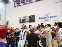Melikgazi Belediyespor basketbol takımı yeni sezona hazır