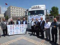 Gönüllü Kültür Kuruluşları Sur mağdurlarını unutmadı