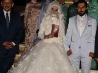 KOSB Başkanı Nursaçan'ın oğlu Abdullah Nursaçan dünya evine girdi