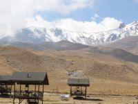 Erciyes'e mevsimin 3. karı yağdı