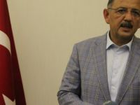 Özhaseki, AK Parti Talas İlçe Başkanlığı Danışma Meclisi Toplantısı'na katıldı