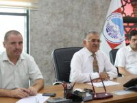 Melikgazi Belediyesi Kayseri Bilim İnsanlarını Misafir Edecek