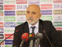 Hikmet Karaman Beşiktaş maçında telafi yapmamız lazım