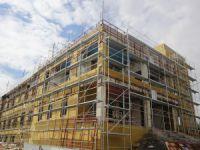 Mimarsinan Bahçelievler SEMT POLİKLİNİĞİ inşaatı bu yıl tamamlanacak