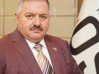 """Kayseri OSB Yönetim Kurulu Başkanı Nursaçan: """"Moody's kararları maksatlı ve siyasidir"""""""