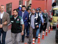 Kayseri'de FETÖ/PDY Operasyonunda gözaltına alınan Kimse Yokmu Derneği'nden 15 kişi adliyeye sevk edildi