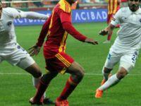 Kasımpaşa 3-1 Kayserispor