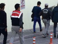 Kayseri'de 45 kaçak mülteci yakalandı