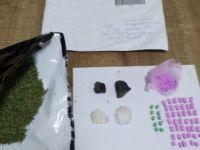 Hollanda'dan Kayseri'ye kargo ile uyuşturucu ticareti