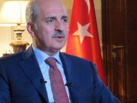 Başbakan Yardımcısı ve Hükümet Sözcüsü Numan Kurtulmuş: