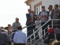 Karayol Hamurcu Mahallesi Sağlık Ocağının açılışını yaptı
