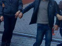 İki Suriyeli 6 bin paket kaçak sigara ile yakalandı