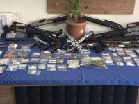 Kayseri'de uyuşturucu operasyonu: 32 gözaltı