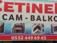 Çetiner Cam balkon Kayseri,kayseri çetiner cam balkon pvc