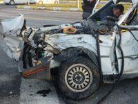 Develi'de Trafik Kazası: 1 Ölü
